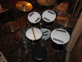 Ghetto Drums by emilbus-zzz