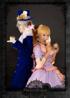 PH: Tea with the Rainsworth by hiyuki