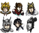 -C- Headshots dump by NyanRest