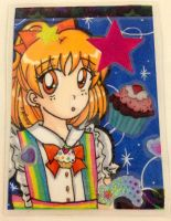 ACEO: Confectionist Tangerine by YuniNaoki