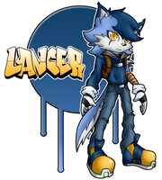 LANCER by LancerWolf13