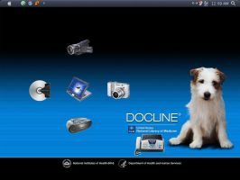 My Docline desktop by FinalSt