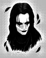 The Crow by SilverLeon88