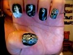 Muse Nails by Gloriousmuser