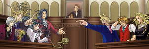 Turnabout Conflict 1 by aevitas
