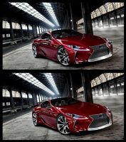 Lexus LF-LC Concept by MidknightAlpha
