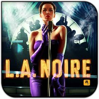 La Noire Icon by droot1986