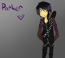 Parker AT by BloodyDinoRawr