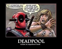 Deadpool In A Nutshell by darklord64