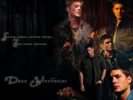 Dean Wallpaper 5 by angiezinha