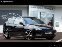 Ford Focus S-W Tuning by SzZsolti