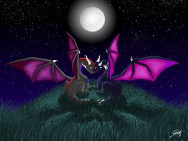 :CE: Winged Love by Shirder