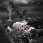 THE CHARM OF GOTH WOMAN 2 by FABRYKING61