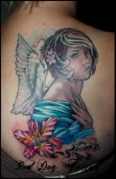 Charlies cover up on process 2 by Reddogtattoo