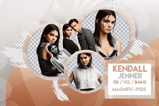 +Pack Png - Kendall Jenner by Magnific-Pngs