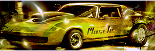 Muscle Car by priboy17