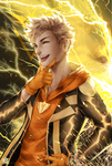 Team Instinct - Spark by myetie