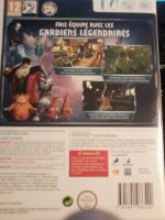 The back of the cover of the game... by JackFrost-LCDA