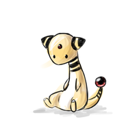 Ampharos by cantidos