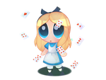 [Contest Entry] Alice in Wonderland by ThatChocolateCake