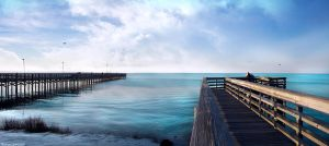 The Dock and Parkers Pier by DerekProspero