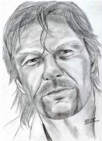 Sean Bean by LiebeistKrieg