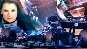 Danica Patrick Wallpaper-PSP by paulwk