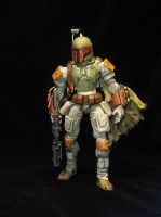 Boba Fett 4 by madnormigan