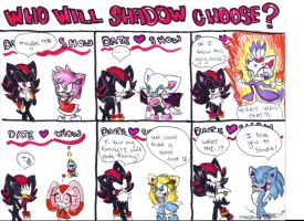 "Shadow Chooses the ""One"" by Lilymint7"