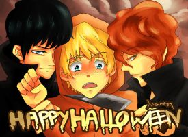Happy belated HALLOWEEN by South-Park--Club