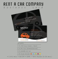 Rent A Car Company Business Ca by kh2838