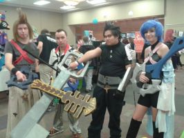 Keybladers Unite by Roxas-Ven-Cosplayer