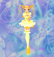 PreCure Stella by Bloom2