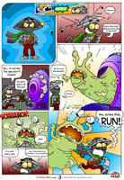 IMMORTAL NINJA page 3 by MarkProductions