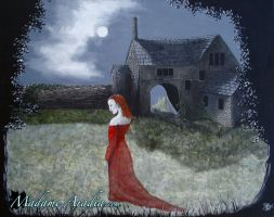The Lady In Red by MadameAradia