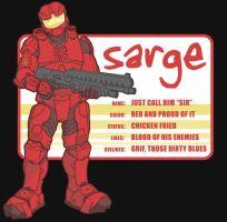 SARGE by Bucket-Man