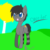 Oncler As A Pony by richtofenluvr
