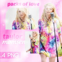 PNG PACK (68) Taylor Momsen by DenizBas