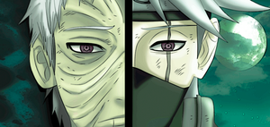 Naruto 655: You and Me by YameGero