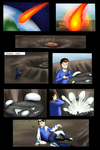 Alien DNA page 1 (commison) by Tomek1000