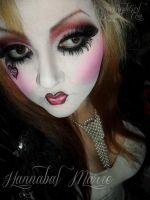 Emilie Autumn Inspired Look: Sequins and Sweets by HannabalXMarie