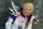 Lady of Theramore by TaliBelle-Cosplay