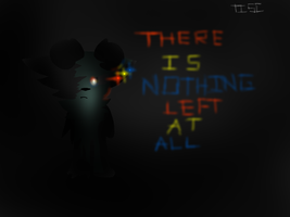 there is nothing left at all by thisisspartacat1230