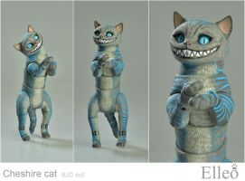 Cheshire-cat bjd doll 04 by leo3dmodels