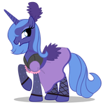 WESTERN LUNA by Mixermike622