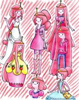Bubblegum princes - dulce princesa by Aino-Fred
