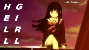Hell Girl Wallpaper: Ai Enma by TheHellGirlAiEnma