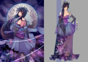 Auction [CLOSED] - Galaxy Adoptable by tso-adoptables