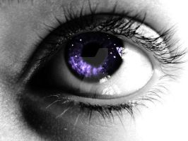 eye - first try in photoshop by Dante60