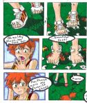 Misty and the Enchanted Forest: Page 4 by BlondeUchiha